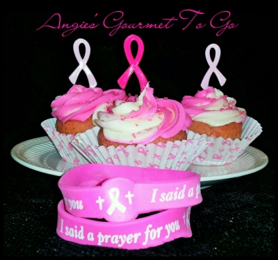 Breast Cancer Awareness Cupcake Sale October 2016