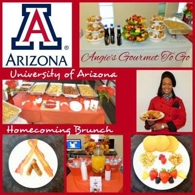 University of Arizona Delta Sigma Theta Mu Eta Homecoming Brunch October 2016