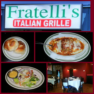 Review of Fratelli's Italian Grille in Prairieville, Louisiana