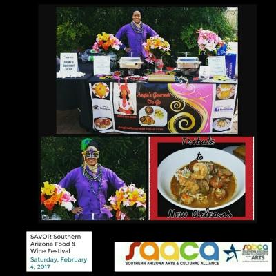 SAACA Food & Wine Festival February 2017