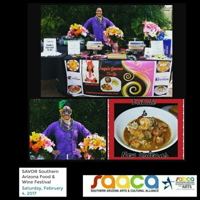 SAACA Food & Wine Festival February 2017