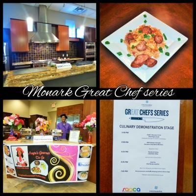 Monark Great Chef Series April 2017