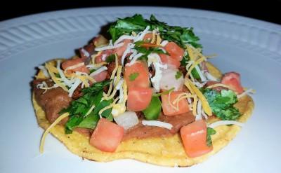 Vegan Delights: Soy Chorizo Tostadas