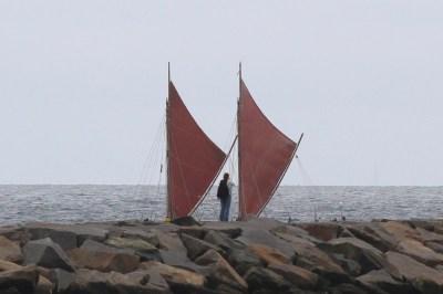 Hokule'a Visits Cape Cod
