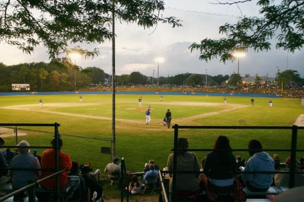 The 2008 Cape Cod Baseball League All Star Game Streakers