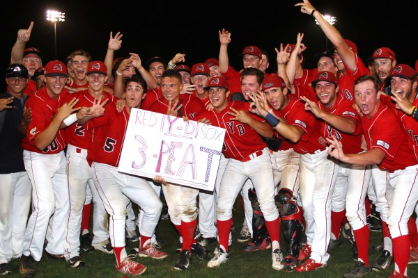 It's a Y-Dynasty as Yarmouth-Dennis Red Sox Win 3rd Cape Cod Baseball League Championship in a Row