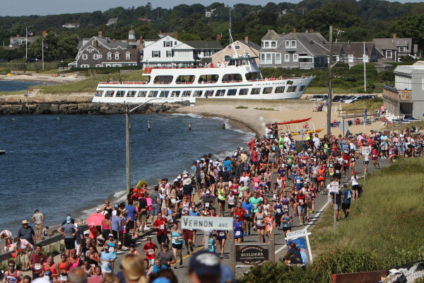 44th Annual Falmouth Road Race - August 21, 2016