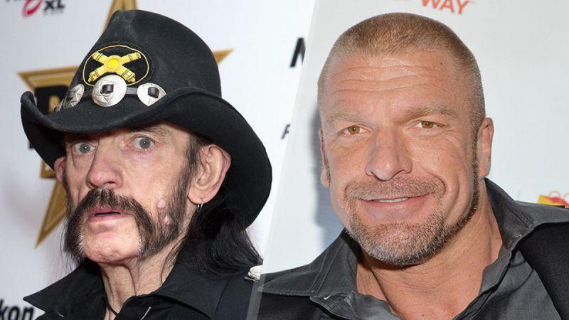 """Triple H first recipient of """"Spirit of Lemmy"""" award"""