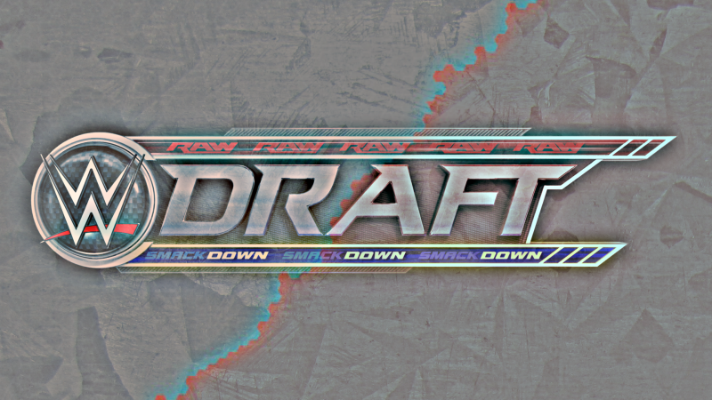 Top 5 #1 Picks for the WWE Draft