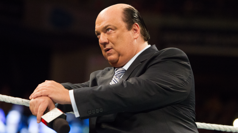 Paul Heyman's Contact Expired