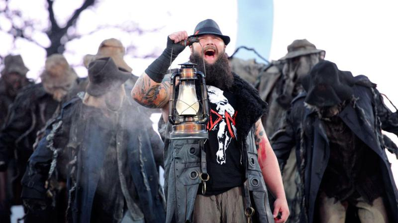 Bray Wyatt's SmackDown Injury