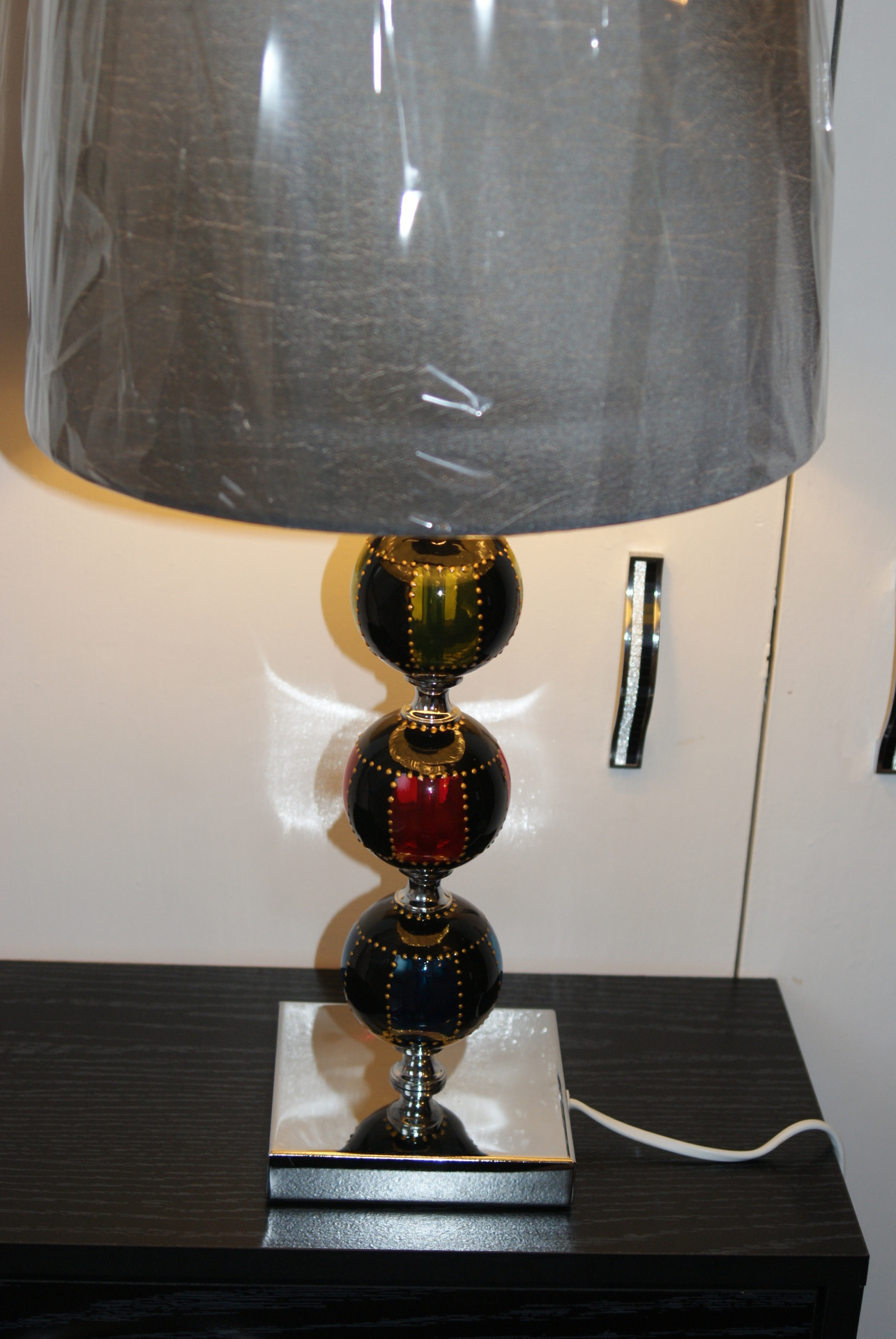 """Tigers Eye"" Multi Lamp"