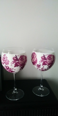 Large Gin Glasses