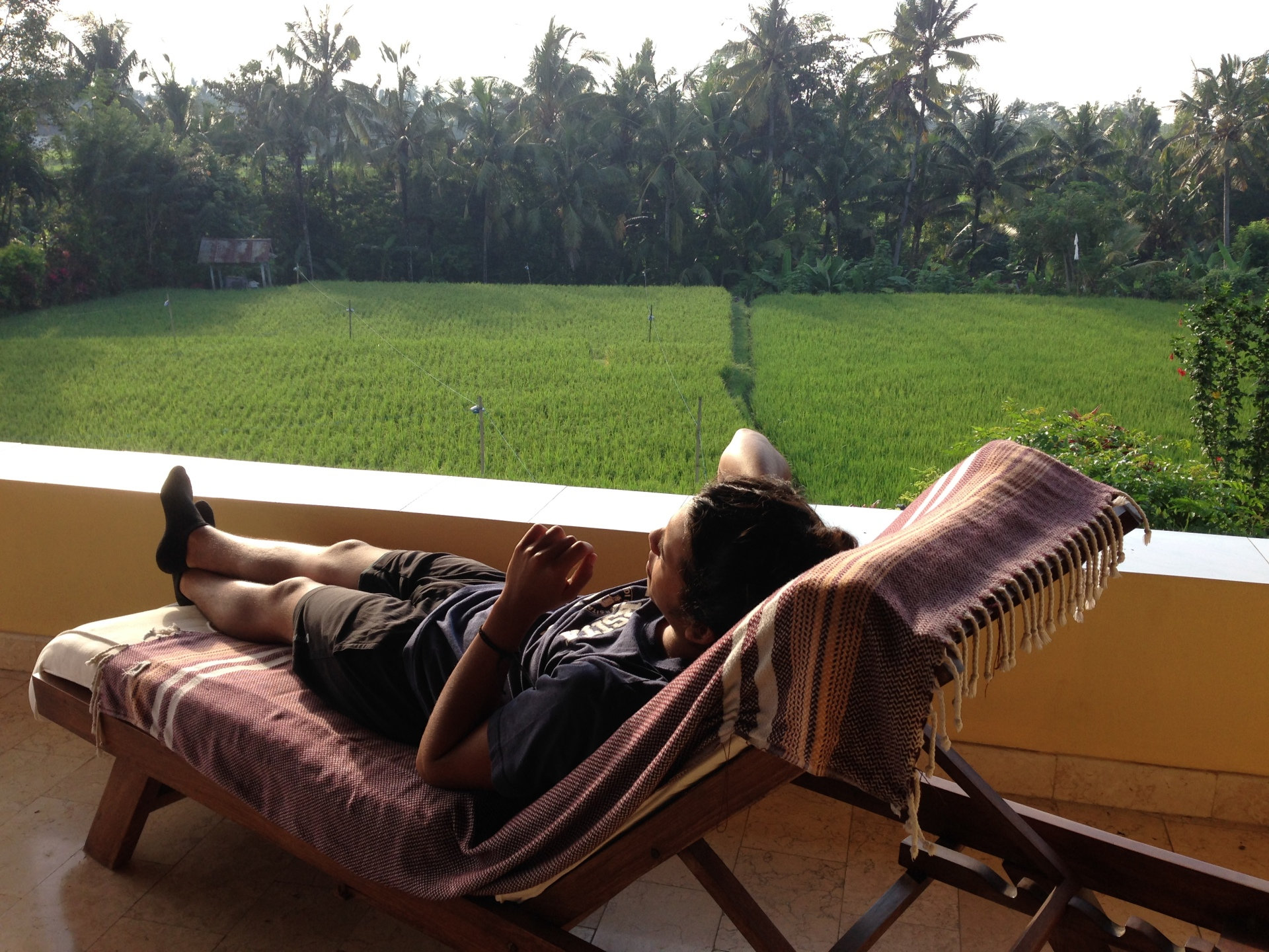 Mi vida en Bali, Indonesia I