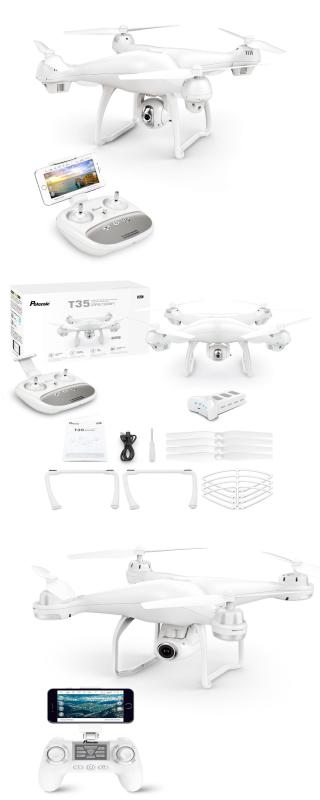 dron potensic GPS FVP RC t35
