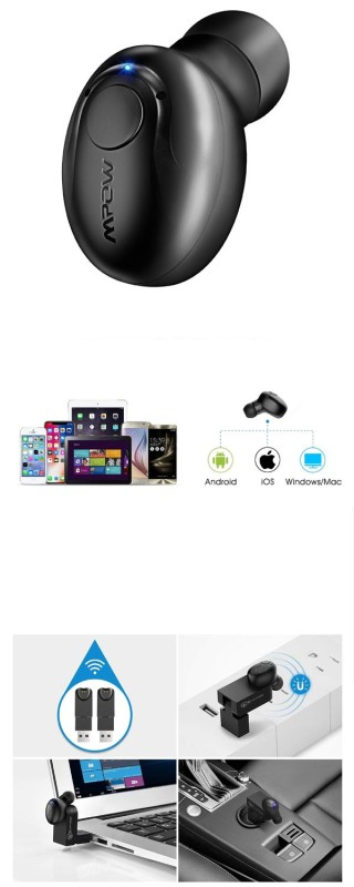 Mpow Bluetooth Earbud Wireless