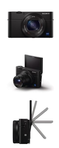 Sony Cyber shot DSC RX 100 M4