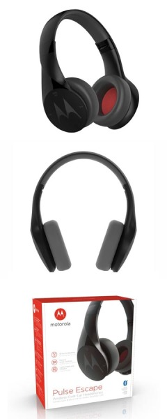 Motorola M15MOPULESN Audífonos tipo diadema Bluetooth
