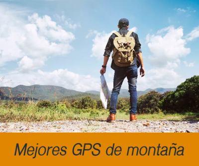 Mejores GPS de montaña