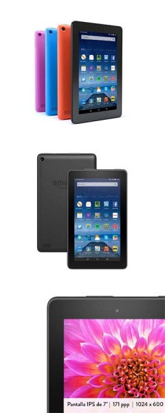 Kindle Tablet Fire