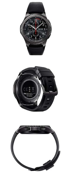 Samsung Gear 3 Frontier