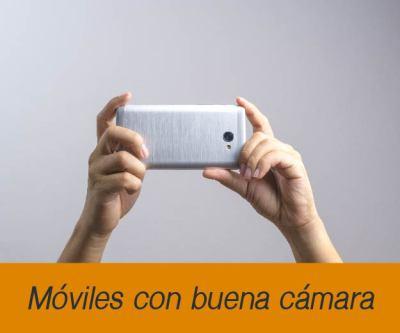 móvil con mejor cámara