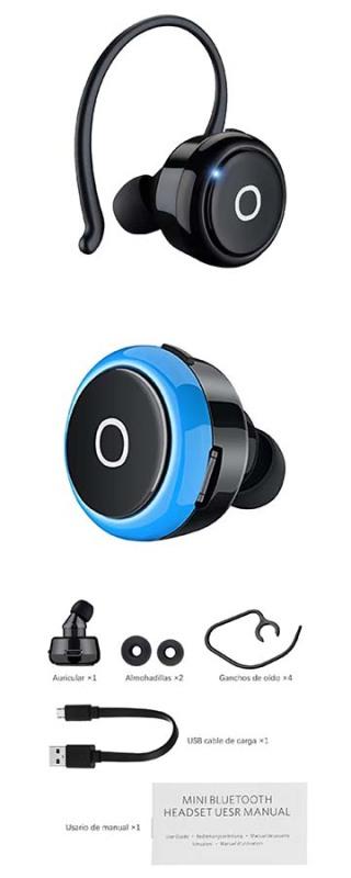 VicTsing Mini Bluetooth Inalámbrico