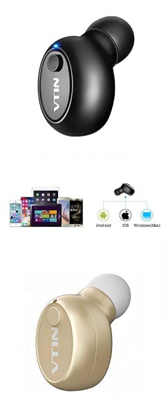 Mini Auricular Bluetooth, VicTsing