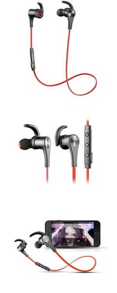SoundPeats auriculares bluetooth