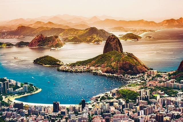 Paisaje Rio de Janeiro