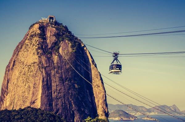 Montana Pan de azucar en Rio