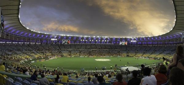 Estadio de  Maracaná
