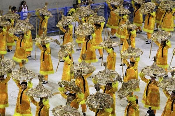 Carnaval de Río de Janeiro I