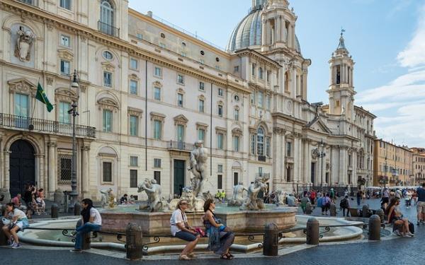 Palazzo Pamphili