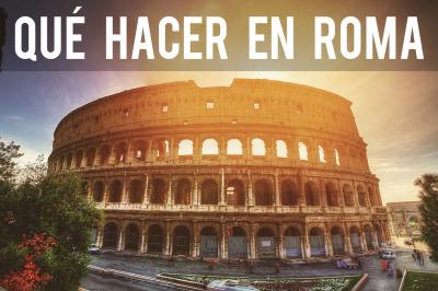Que ver en Roma Indice