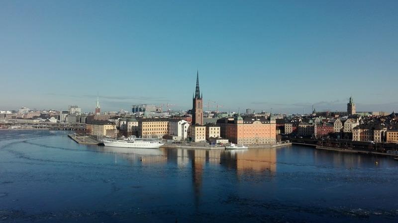 Estocolmo ciudad