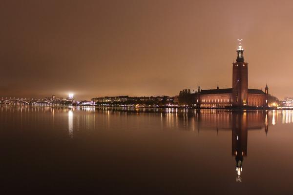 Stadshuset (El ayuntamiento de Estocolmo)