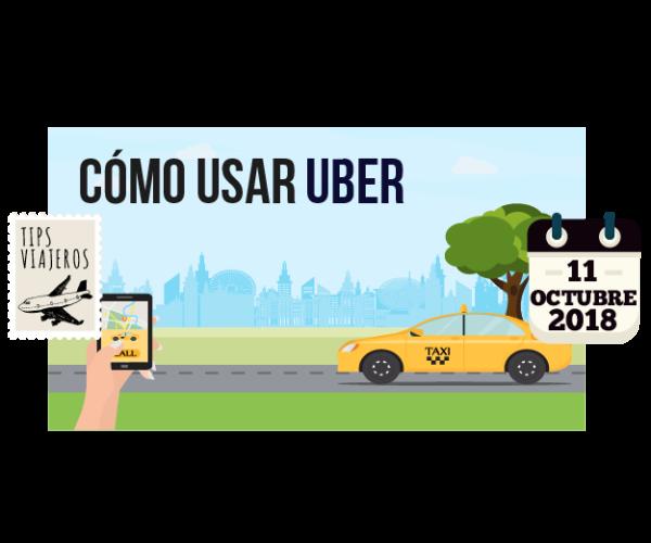 Como usar uber 2019