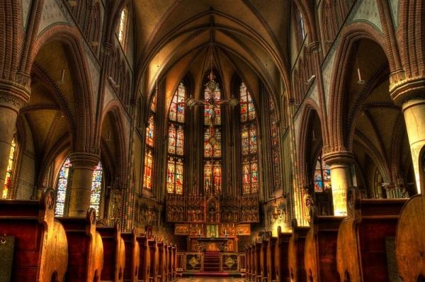 Catedral Cristo Jesus Irlanda