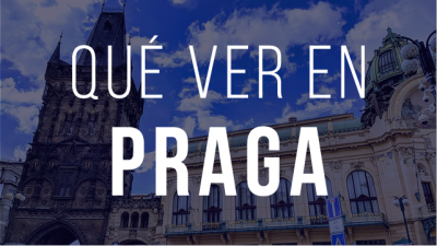 Que ver en Praga Indice