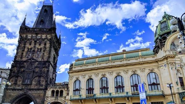 Torre de la Pólvora Praga