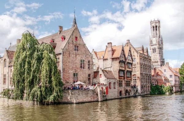 Belfort de Brujas (Belfry of Bruges)