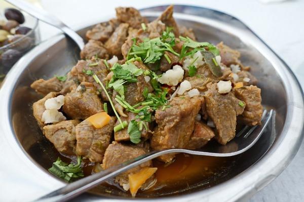 Estofado de carne en bélgica
