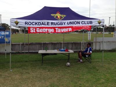 President down at the Southern Districts Try Rugby day 2014