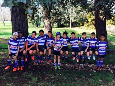 Canberra 7's 2015 - under 9's