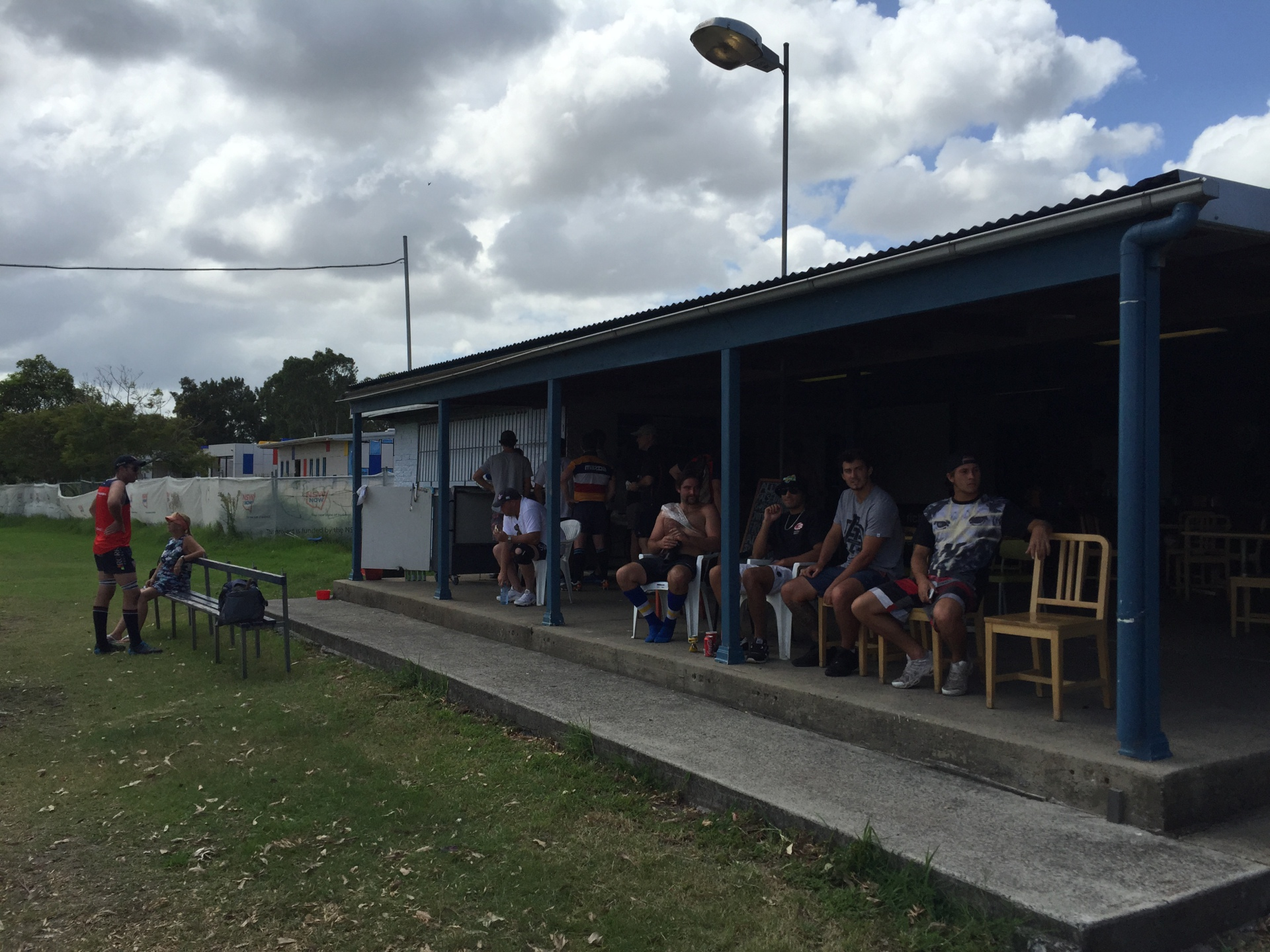 East v Norths Trials 27 February 2016