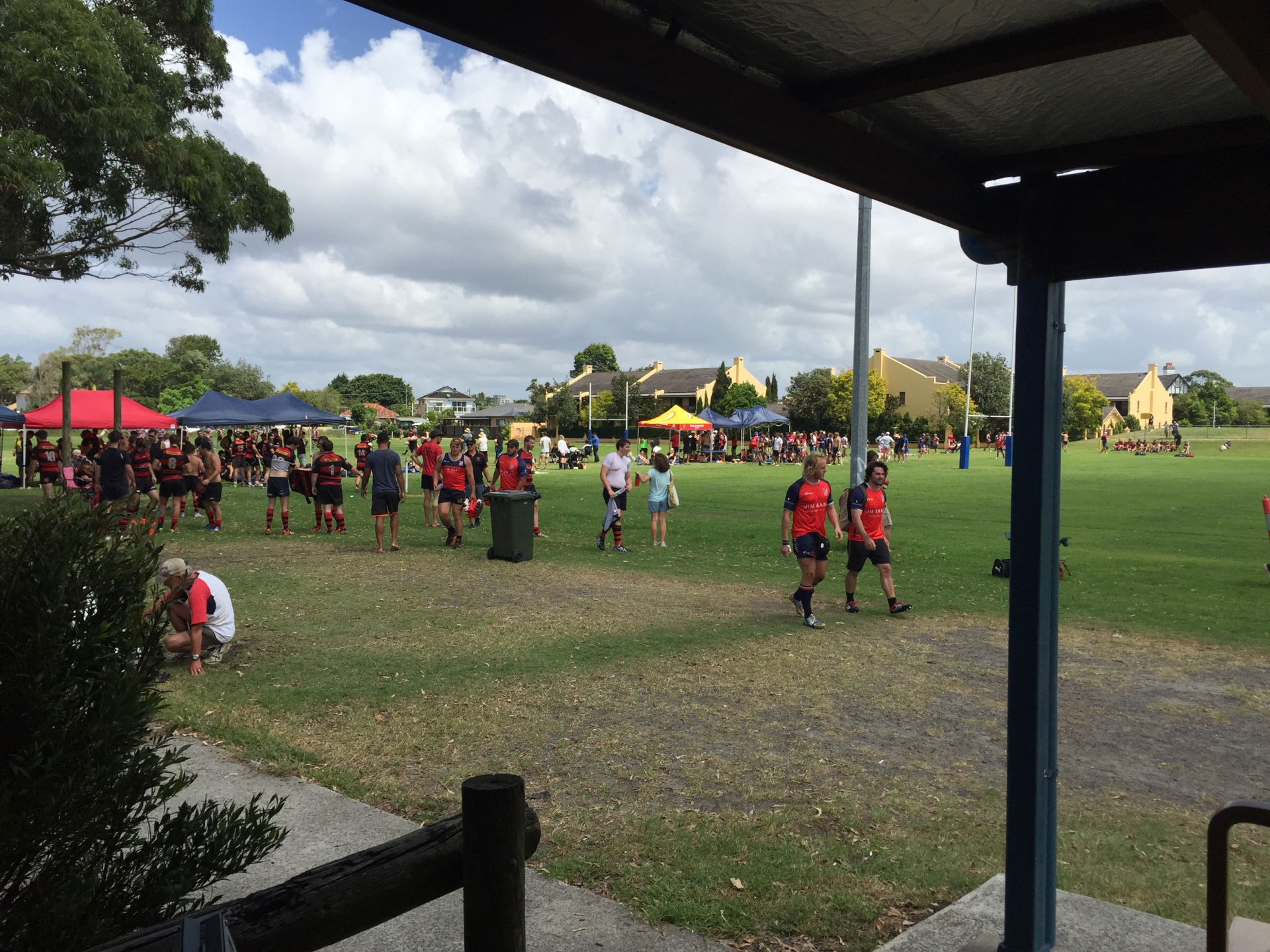 East v Norths Trial 27 February 2016