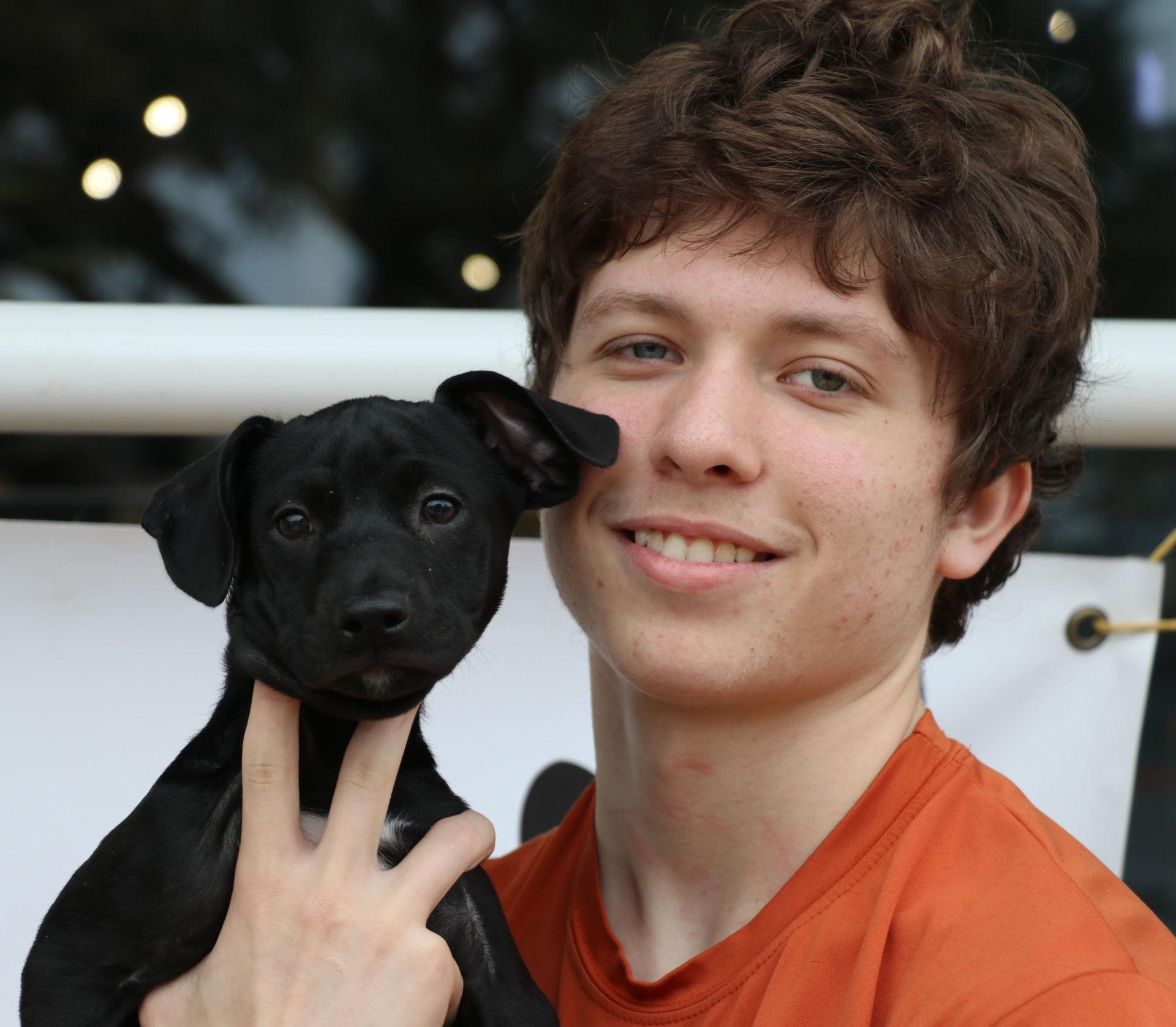 Linus (Dakohta) - Adopted 1/14/2017