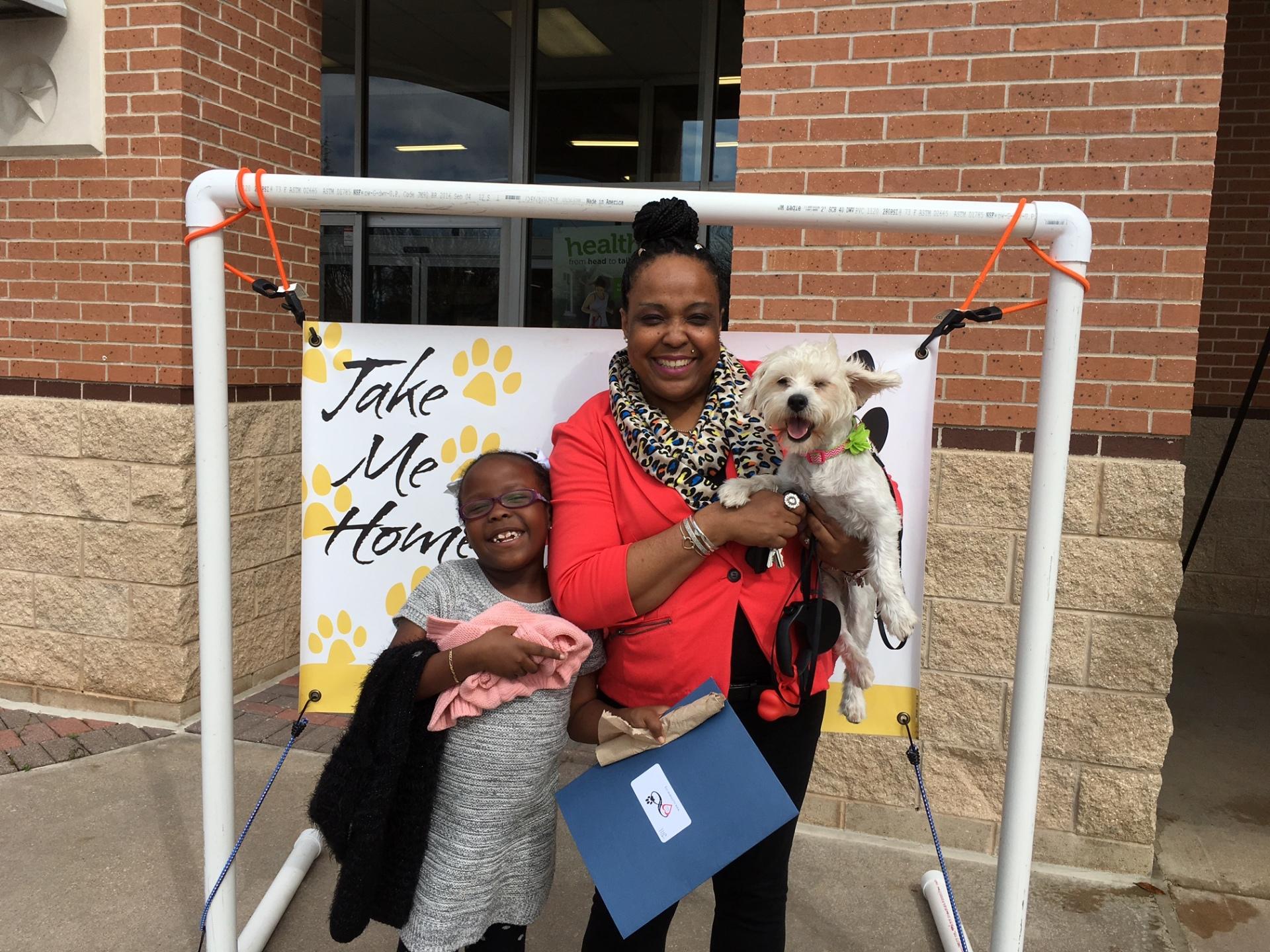 Jill - Adopted 3/5/2017