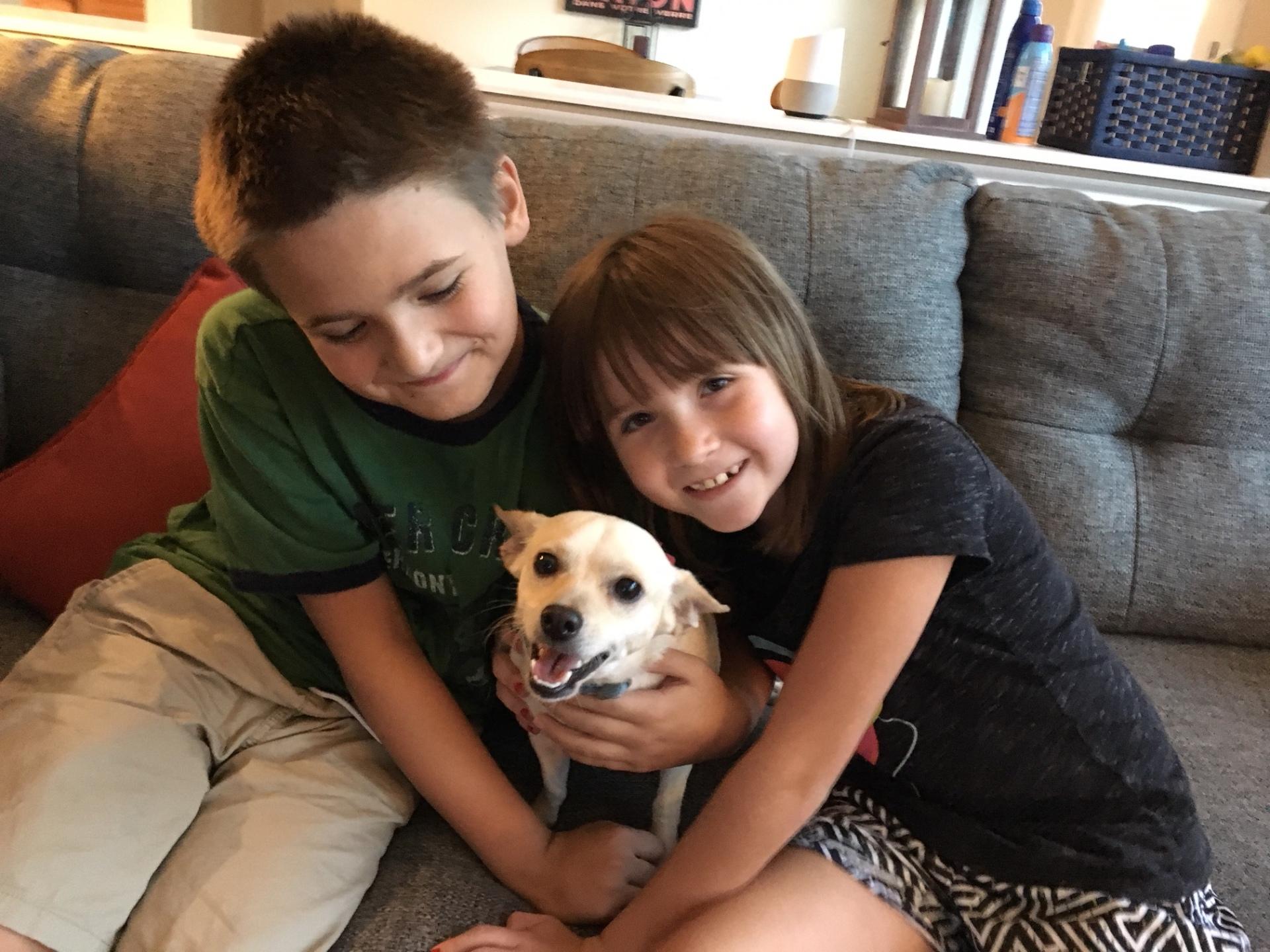 BooBoo - Adopted 9/8/2018
